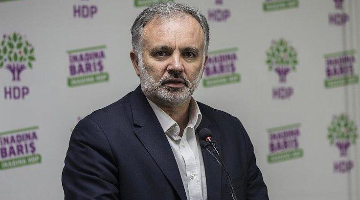HDP, yeni parti sinyali veren Ayhan Bilgen'e 'çıktı' yolladı