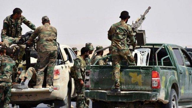 İdlib'de Suriye Ordusu ve SMO arasında çatışma