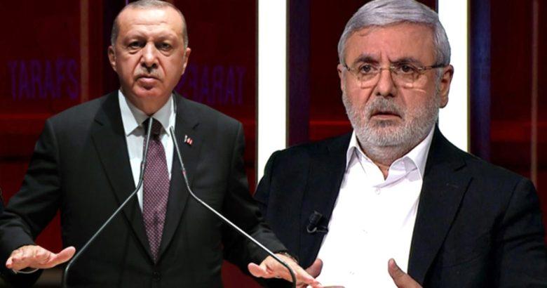AKP'li Metiner'den Erdoğanı Çok kızdıracak itiraflar