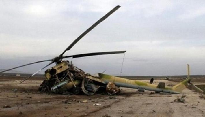 Rus helikopteri düştü: 3 ölü