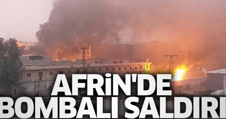 Heseke ve Afrin'de patlamalar