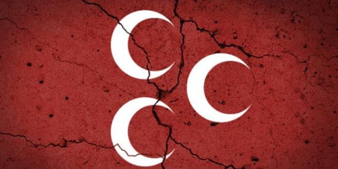 MHP'de Değrem İl Başkanlığı feshedildi