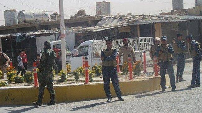 Şengal'de patlama: 8 asker öldü