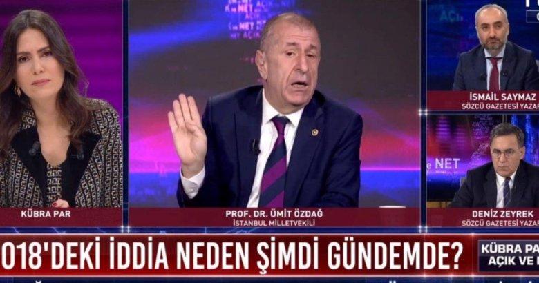Ümit Özdağ HDP'liler bize Oy verecek