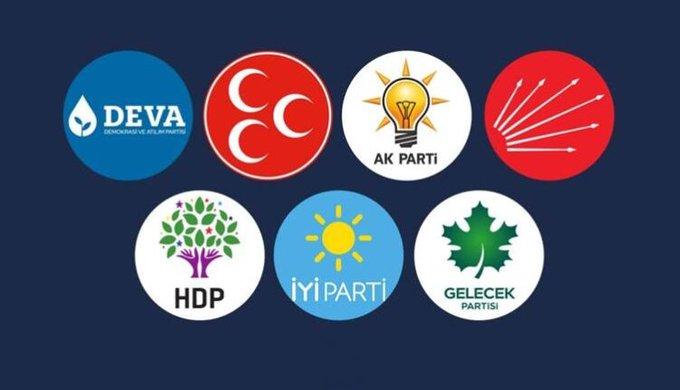16 anket şirketinin ortalaması alındı: İşte partilerin oy oranı