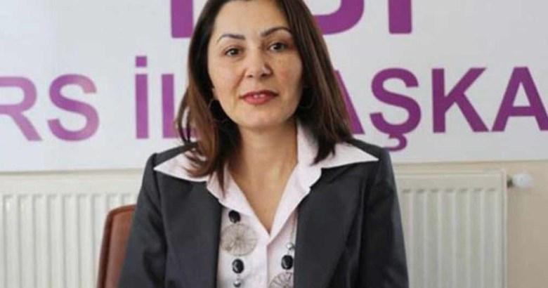 Yerine kayyum atanan Kars Belediye Eş Başkanı tahliye edildi