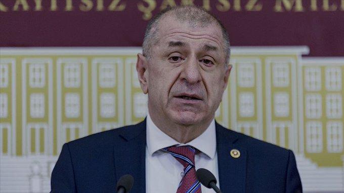 İYİ Partili Özdağ: ilk adım HDP kapatılmalı