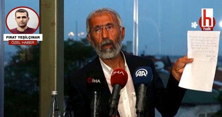 Öcalan'la görüştürüldükten sonra görevden alınan isim istifa etti