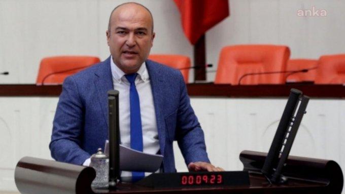 CHP'li Murat Bakan'dan Garê tepkisi: Yıllardır ailelerle birlikte bağırıyoruz…