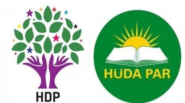 HÜDA-PAR'dan HDP çıkışı: kapatmak idam cezası hükmündedir