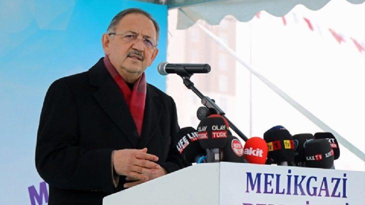 """Lanet olsun oylarınıza"""" ifadesi için Özhaseki'den açıklama"""