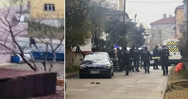İstanbul'da silahlı saldırıda 2 ölü