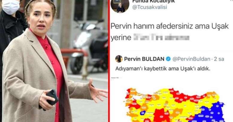 Uşak Valisi Kocabıyık'tan, 'HDP'li Buldan'a küfürlü tweet' açıklaması