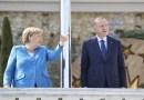 Erdoğan Merkel'le Suriye ve Afganistan'ı görüştü
