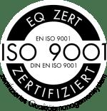 EQ-Zert Zertifiziert DIN EN ISO 9001 HABERER electronic GmbH