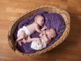 Genetiği Değiştirilmiş Dünyanın İlk İkiz Kız Bebekleri