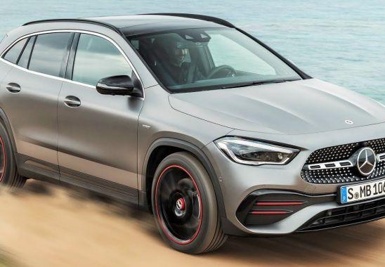 Mercedes GLA Severlere Müjde: Kompakt Sınıfın Gözde Modeli Premium Şimdi Yollarda!