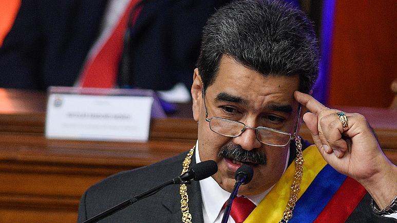 Maduro: Darbe ya Teşebbüs Edenlere Müsade Etmeyeceğiz