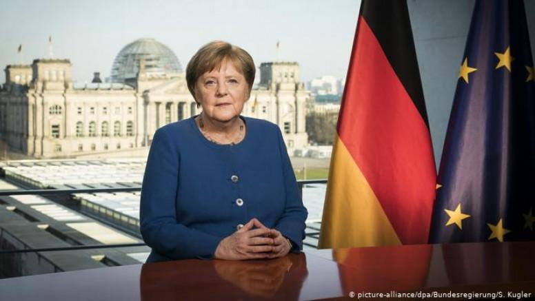 Merkel: Durum Ciddi, Sizler Ciddiye Alın