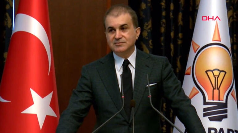 Ak Parti MKYK Toplantısı Sonrası Ömer Çelik ten Gündeme Dair Açıklama