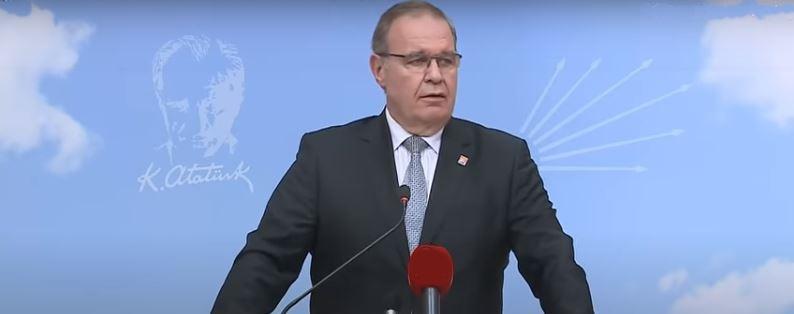 CHP Genel Başkan Yardımcısı ve Parti Sözcüsü Faik Öztrak:Siz Yapın Demiyorum Biz Olsak Yapardık Diyorum