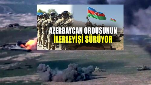 Azerbaycan, Sınırda Güvenliği Sağladı Kontrolü Ele Aldı