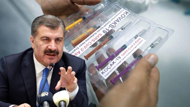 Müjde Tüm Türkiye'ye Yerli Koronavirüs Aşısında Üretim Aşamasına Geçildi