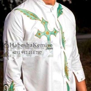 Good Life Ethiopian Traditional Dress Mens-13