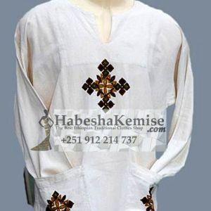 Hager Fiker Ethiopian Traditional Dress Mens-14