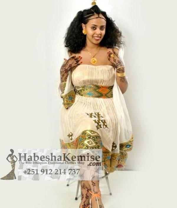 Lemlem Ethiopian Traditional Dress-25