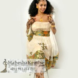 Lemlem Ethiopian Traditional Dress-25