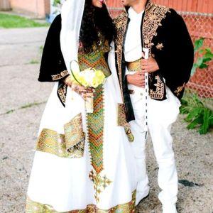 Wubit Fiker Ethiopian Traditional Dress Wedding-37