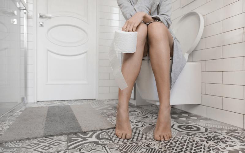 ciclo menstrual y estreñimiento