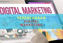 Perencanaan Digital Marketing