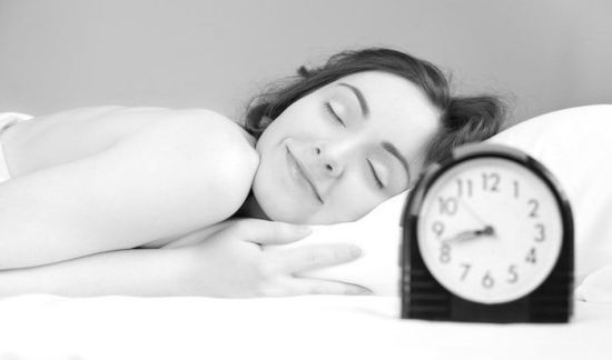 Dormir contento