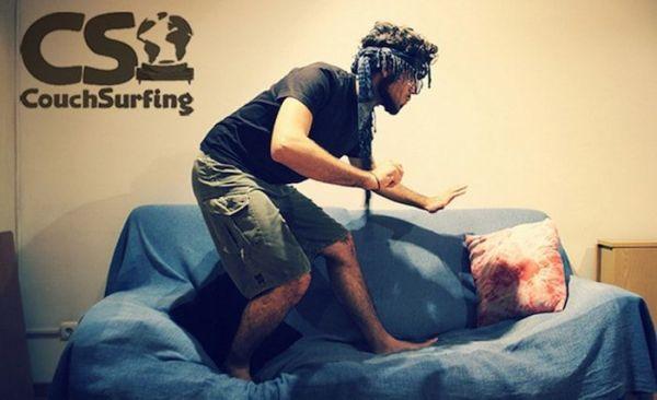 Conocer gente en couchsurfing
