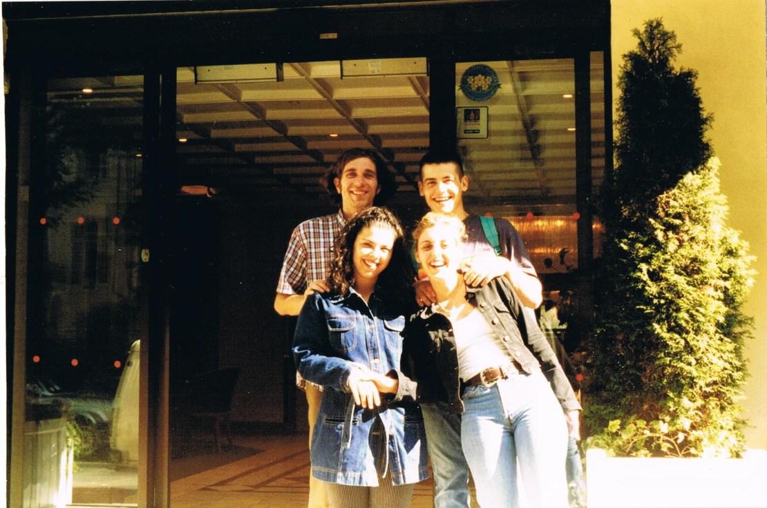 1998 Norfolk Plaza Hotel Londres Javier Ortiz