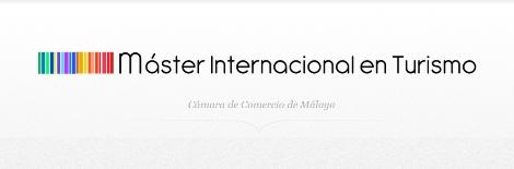Máster Internacional en Turismo de la Cámara de Comercio de Málaga