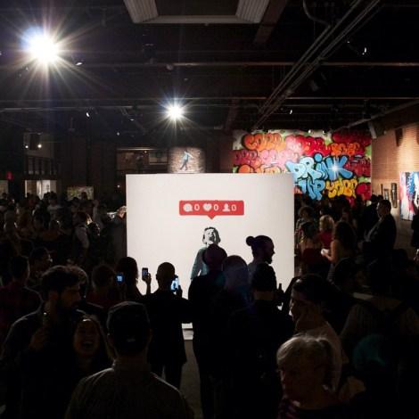Noboy Likes Me en Nueva York Art Show