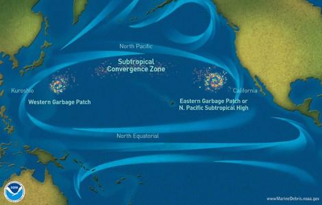 La Gran Isla de Basura del Pacífico