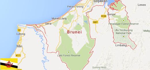 Brunei Habitat Worldmap Habitat Worldmap