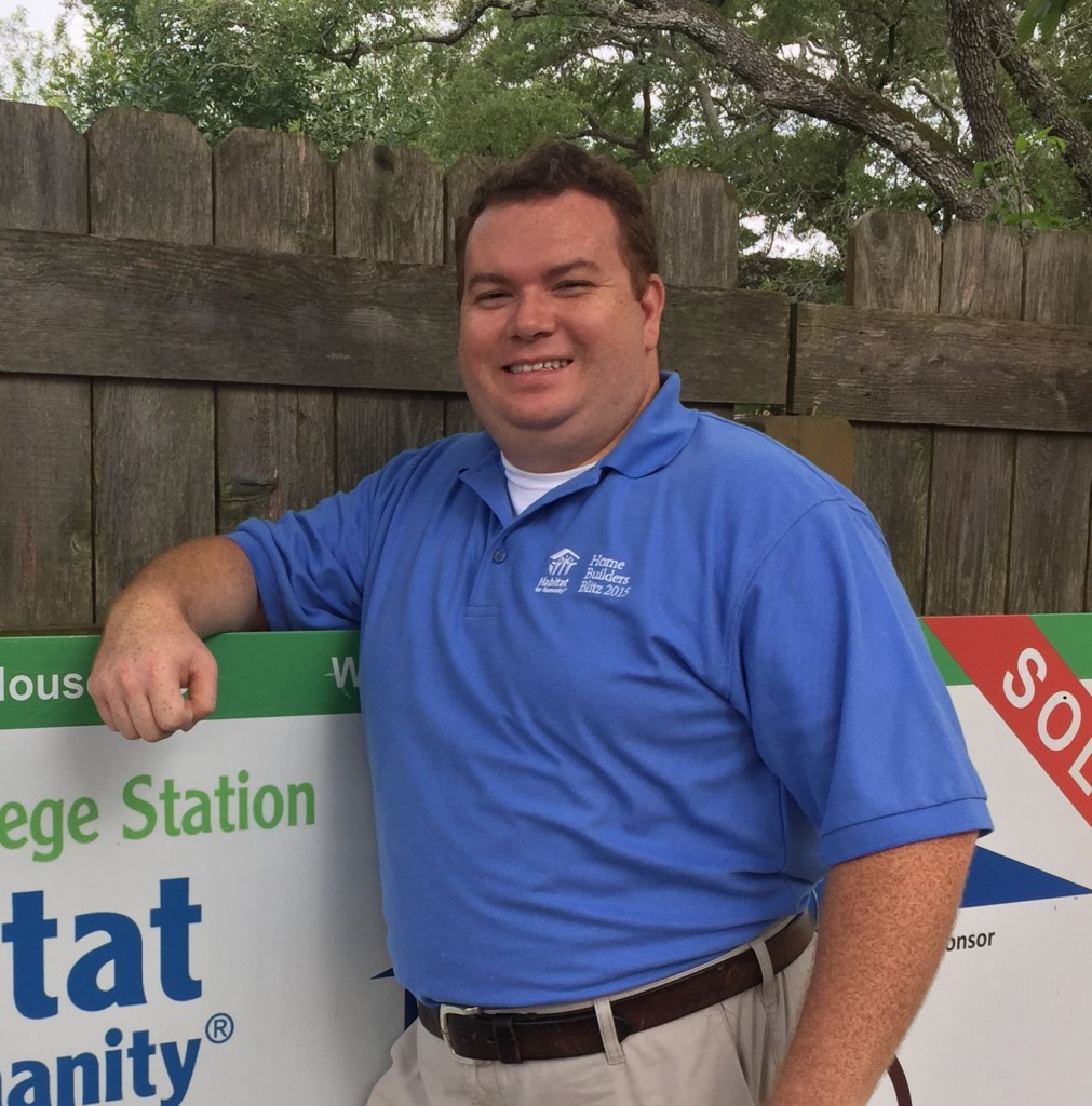 staff ReStore Manager Ian Wilkinson BCS Habitat for Humanity