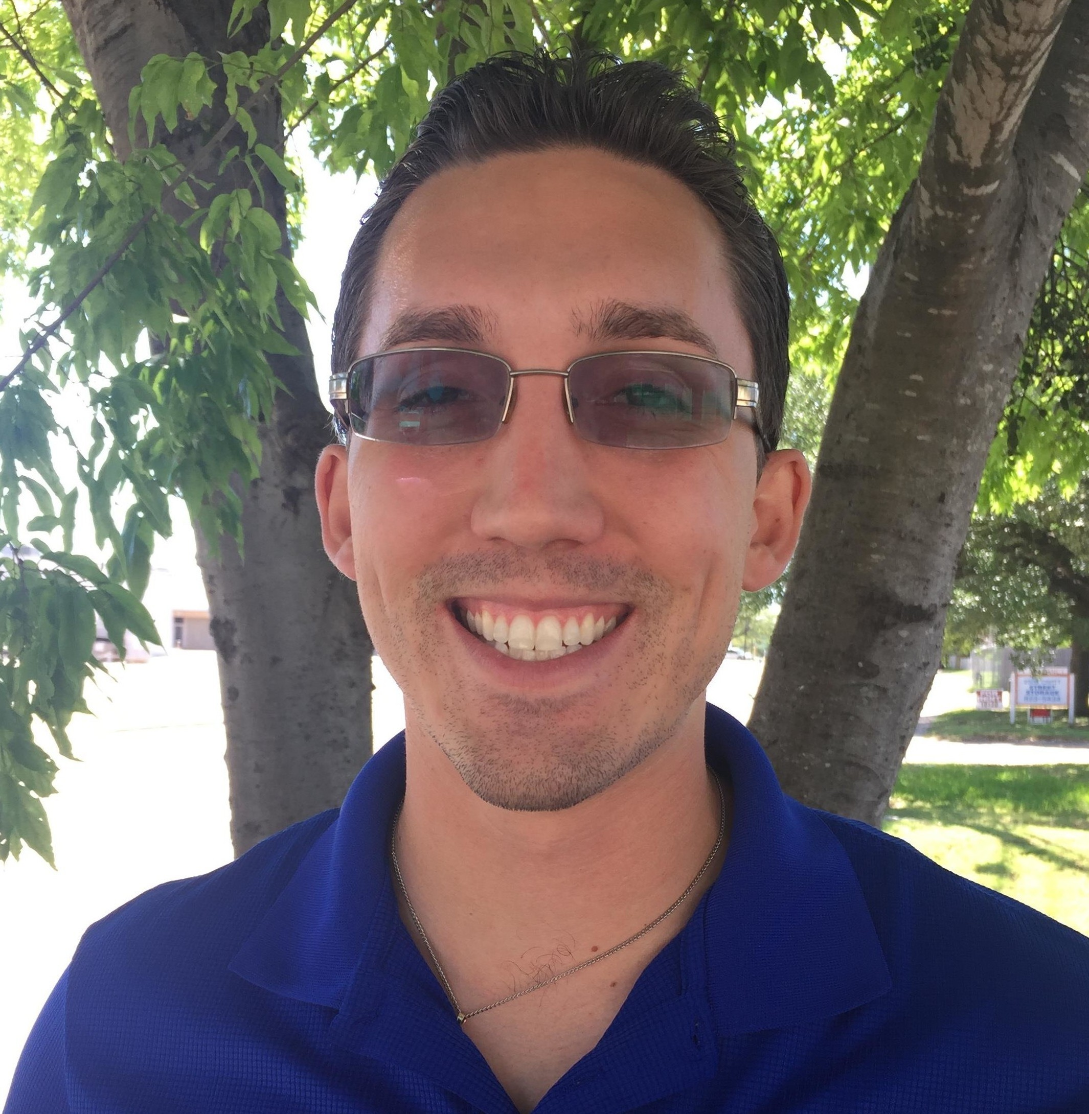 Nathan Touchette, Director of Property