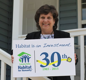 Habitat Staff Make Statewide Presentations