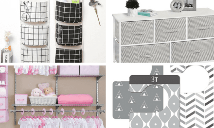 10 Baby Clothes Organization Ideas for Small Space Nurseries
