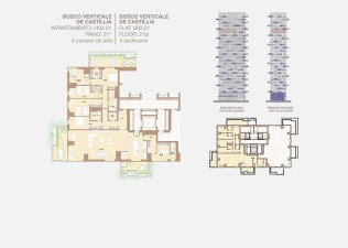 Tipologia 5 habitaciones