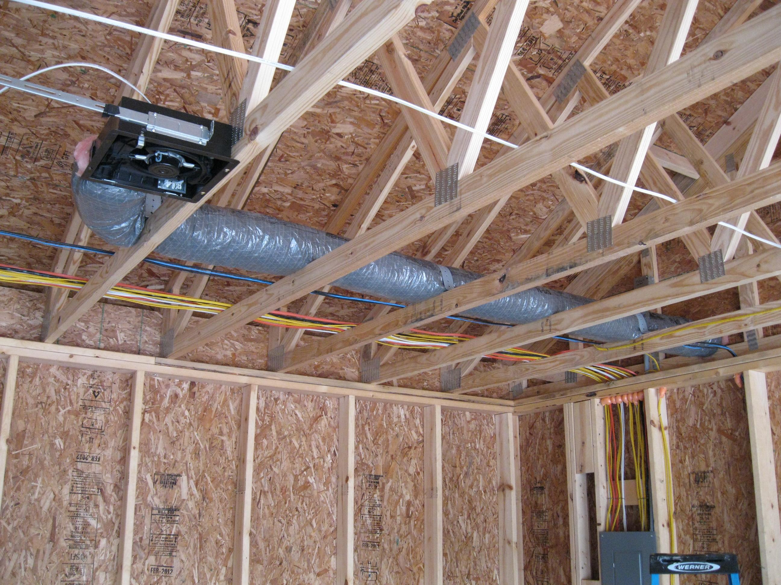 gallery of garage door vent