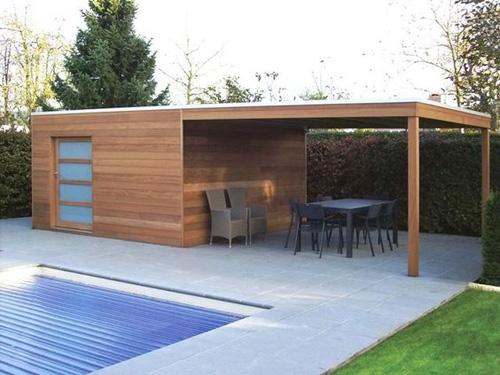 abri de jardin toit plat 5 idees d
