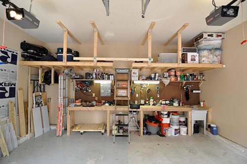 astuces de rangement de garage a retenir