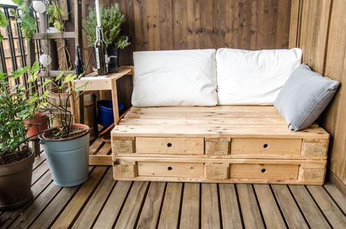 salon de jardin en palettes 10 idees